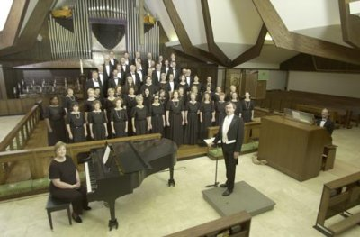 Photograph of Arkansas Chamber Singers