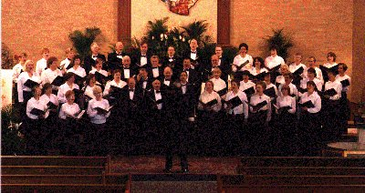 Photograph of Assabet Valley Mastersingers