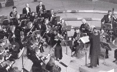 Photograph of Columbia Festival Orchestra