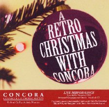 A Retro Christmas With CONCORA