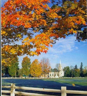 A photo of Craftsbury Common