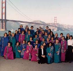 Photograph of Peninsula Women's Chorus