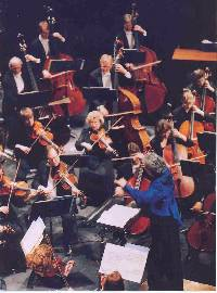 Photograph of the Vermont Symphony Orchestra